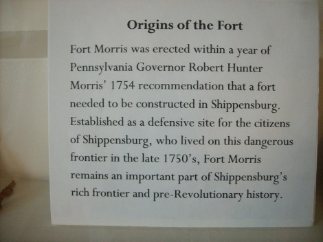Fort info