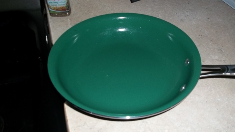 that green pan