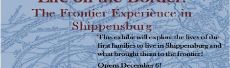 history of Shippensburg, Pa.