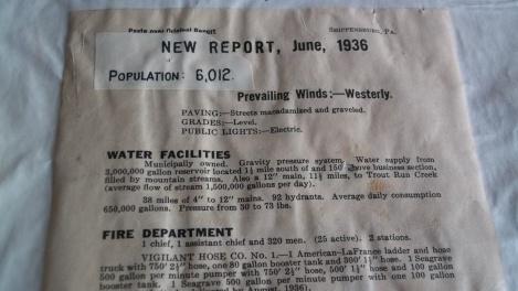 Cumberland County Pa history
