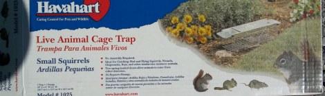 live trap