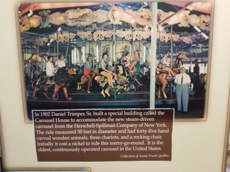 oldest carousel in US